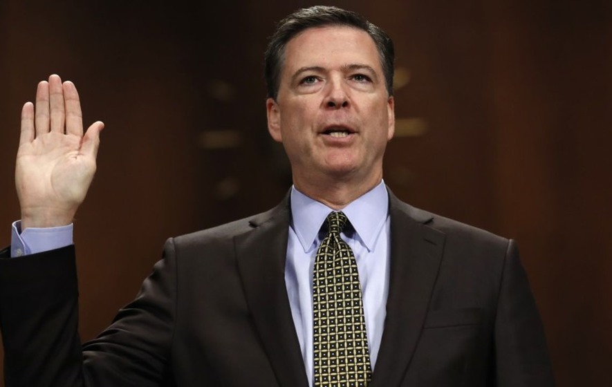 Here's what FBI director James Comey had to say about Hillary Clinton's emails, Donald Trump and Russia