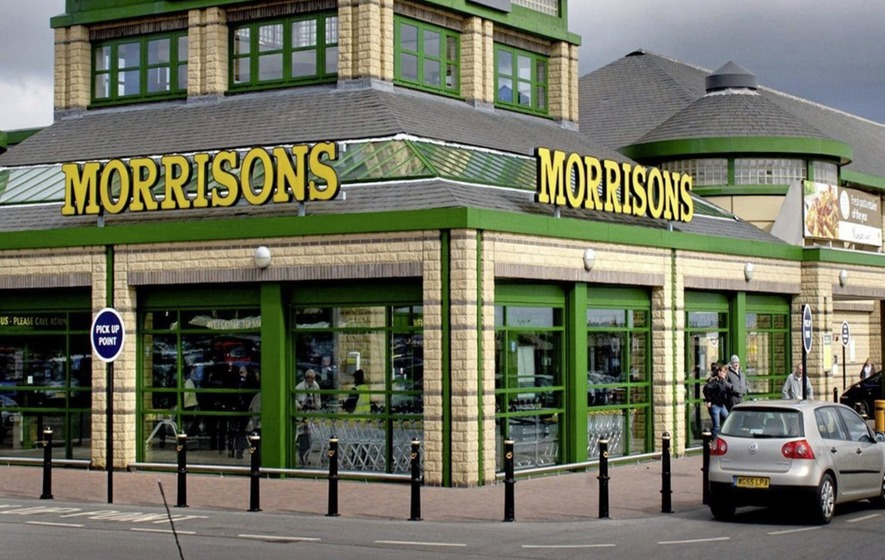 Price cuts push up Morrisons sales by 3.4%