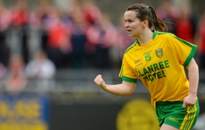 Video: Donegal GAA threaten to upset Cork in the ladies national league division one final