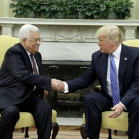 Palestinian leader Abbas positive after Oval Office meeting with Trump