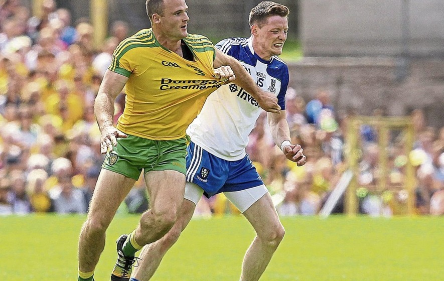 Winning Ulster gives you more confidence for Croke Park clashes says Donegal defender Neil McGee