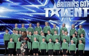 Co Down choir see its odds shortened to win Britain's Got Talent
