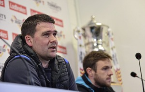 David Healy determined to do the treble with Linfield