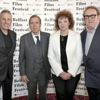 Politicians turn out for premiere of The Journey