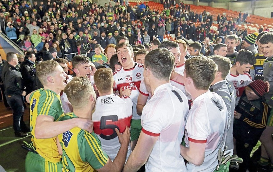 Enda McGinley: Nothing stays the same in GAA's new world order