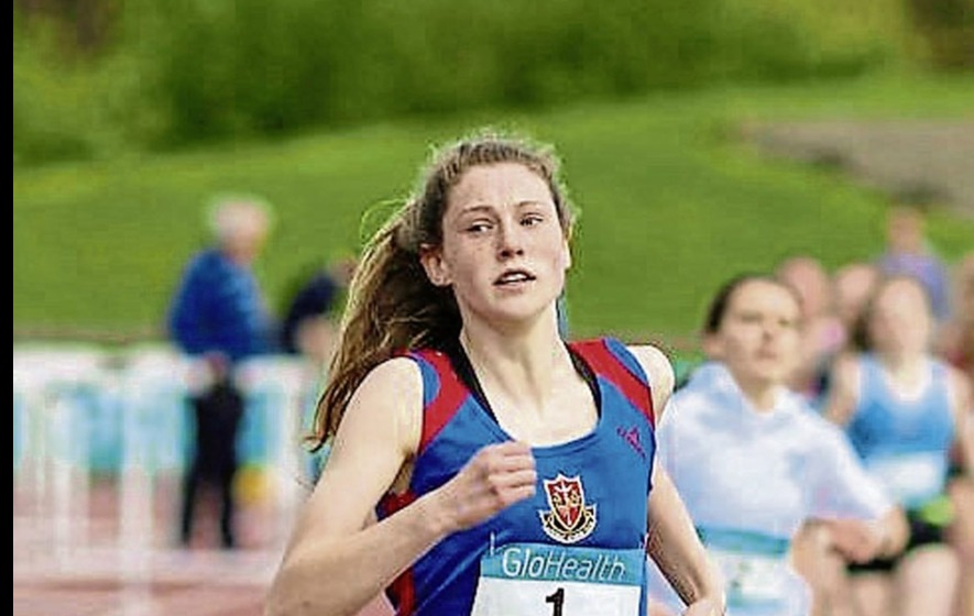 Kate O'Connor wins Somerset Schools Combined Events Championships