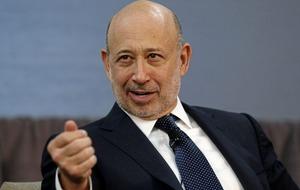 Brexit could see banks reduce UK footprint, warns Goldman Sachs boss