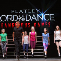 Lord of the Dance workshop