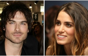 Ian Somerhalder and Nikki Reed announce baby news with a dreamy Instagram post