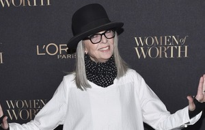 Diane Keaton loves a screen kiss because of a lack of consequences