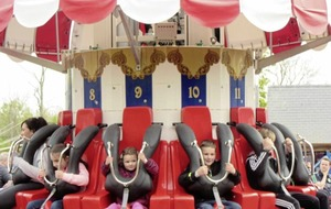 Sampling the fun on offer at Tayto Park