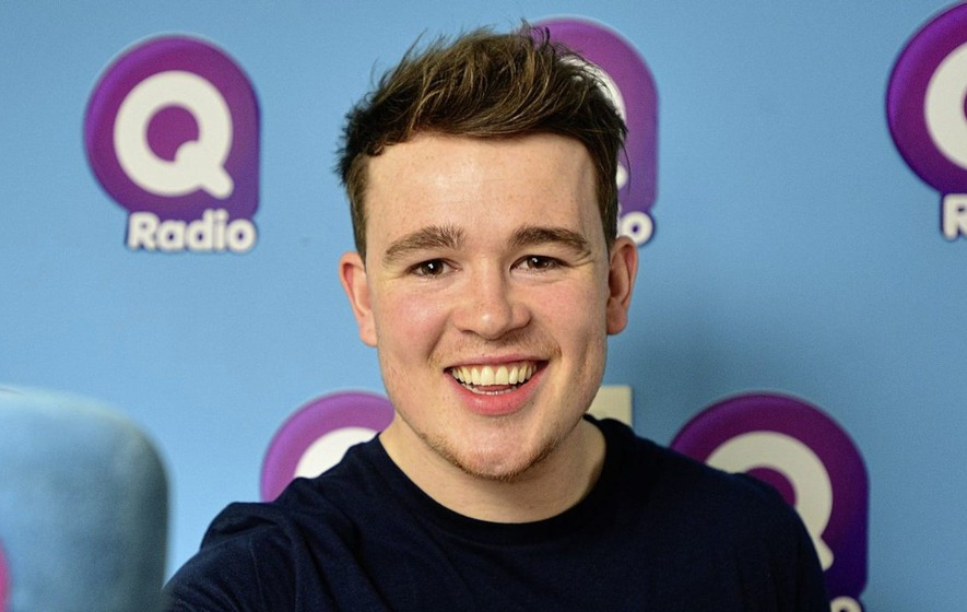 Arts Q&A: Eoghan Quigg on Ed Sheeran, football and becoming a radio personality