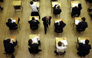 Chief inspector probing pupils`invisible' from exam stats