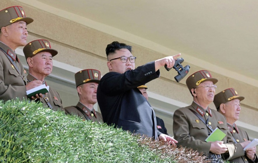 North Korea Accuses CIA, South Korea of 'Bio-Chemical' Assassination Plot