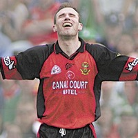 Where are they now? Former Down star Brian Burns looks back on a distinguished career in the red and black