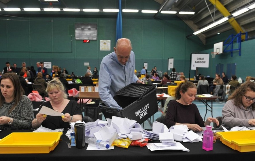 Local election results in England, Scotland and Wales: Here's how the parties stand