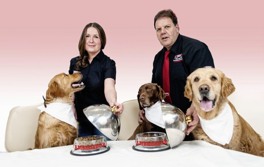 Co Tyrone firm invests £100,000 in new Crufts approved dog food