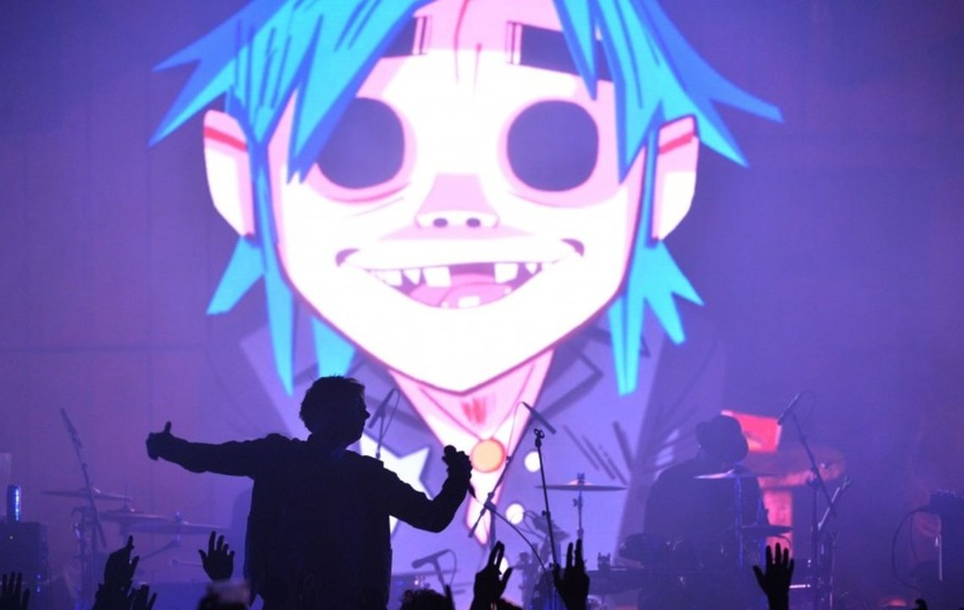Gorillaz fail to topple Ed Sheeran from top of album chart