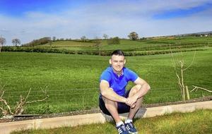 Former Derry GAA star Eoin Bradley relishing another Irish Cup final
