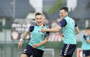 Derry City beat Bohemians to end long wait for a win