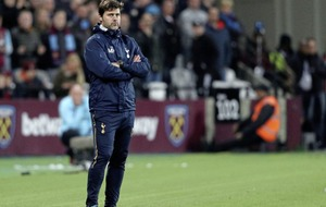 Mauricio Pochettino not giving up on title despite Spurs loss to West Ham