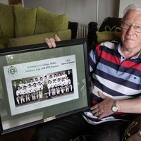 The team from heaven: Phil Stuart recalls St Malachy's MacRory success