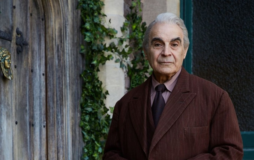The personal life of David Suchet