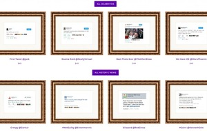 This firm wants you to immortalise your favourite tweets by framing them