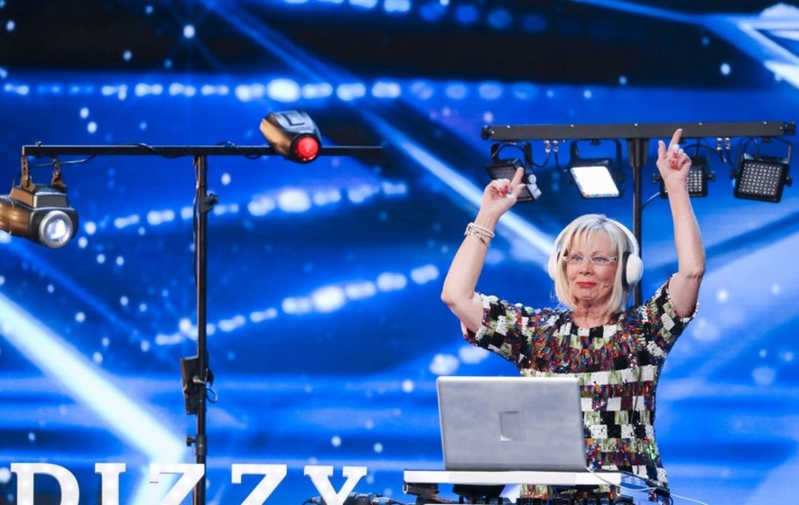 BGT fans want to book DJ Dizzy Twilight for their wedding and birthday parties