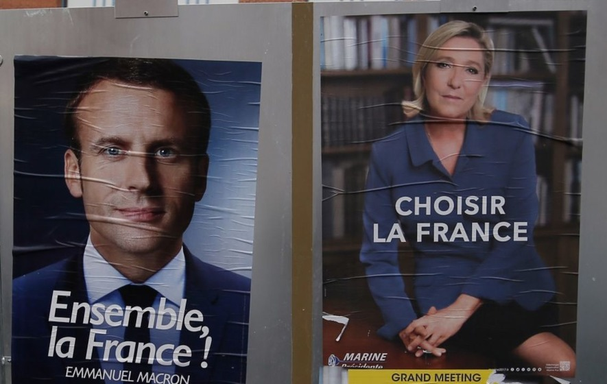 When will the results of the French Presidential election be announced?