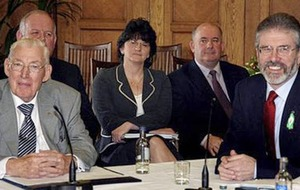 Political uncertainty a decade on from the historic political union of Paisley and McGuinness