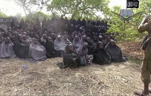Nigerian president to meet 82 schoolgirls freed by Boko Haram