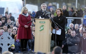 Gerry Adams to step down as Sinn Féin president later this year, party figures claim