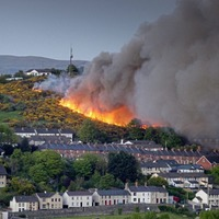 Majority of 250 gorse fires across the north in the past week started deliberately, as police issue warning