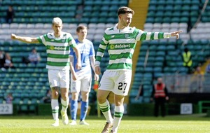 Brendan Rodgers keeping Celtic's standards high says Patrick Roberts