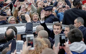 Resounding victory for Emmanuel Macron over far right candidate Marine Le Pen