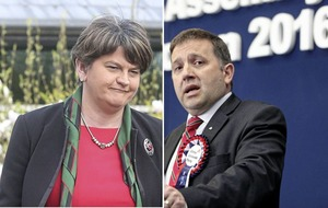 DUP and UUP election pact ruled out as parties announce candidates