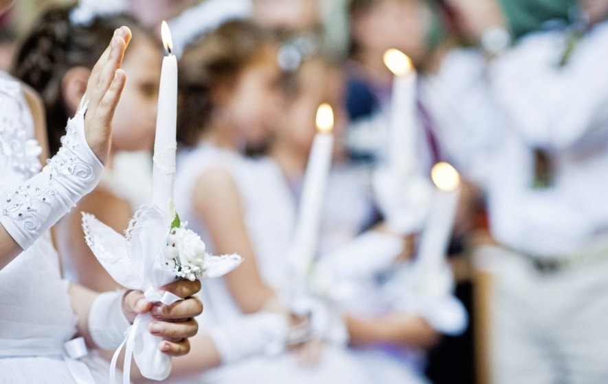 First Holy Communion less about worshipping God, more about worshipping money