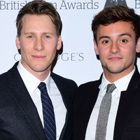 Tom Daley and Dustin Lance Black share snaps of their #NoRomeo wedding