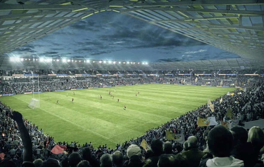 Casement Park: Emergency bodies concerns 'not highlighted' in report