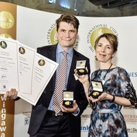 MacIvors Cider collect three golds at brewing industry oscars