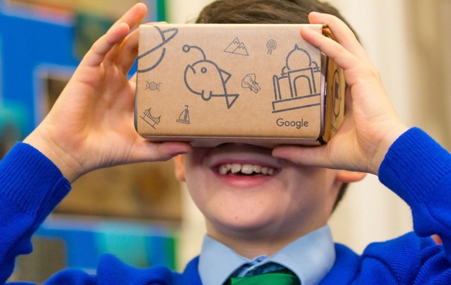 One million pupils have been on Google's virtual school trips