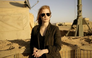 Jessica Chastain: I'm actually normally a very awkward girl and kind of shy