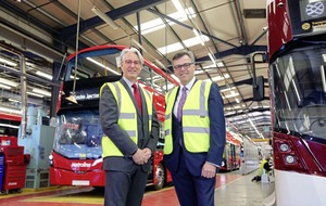 Wrightbus invests £5.5m in new zero emission vehicles