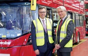 Wrightbus invests £5.5m in new zero emission vehicles