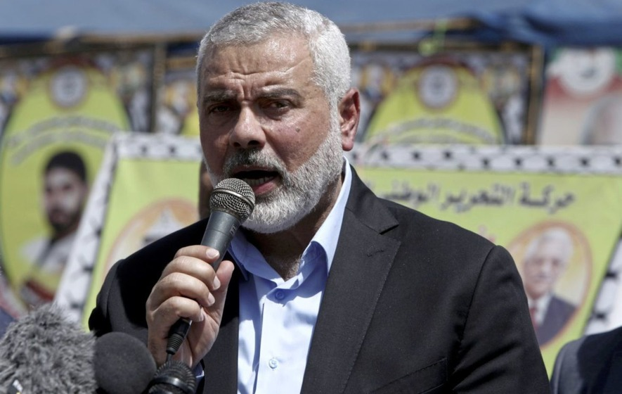 New Hamas leader expresses solidarity for hunger striking Palestinian prisoners