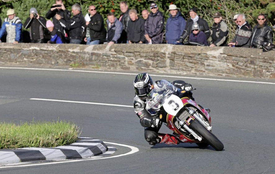 Michael Dunlop heads star line up for NW200