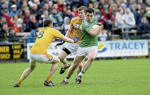 Fermanagh star Ryan Jones ruled out of Ulster Championship opener against Monaghan