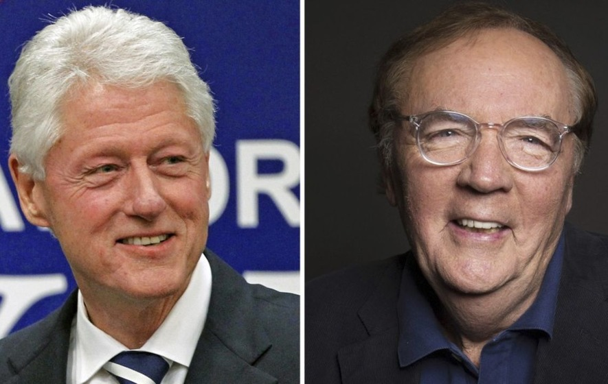 Bill Clinton and James Patterson co-writing thriller