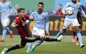 David Villa's New York City FC goal was special, but the commentary was even better